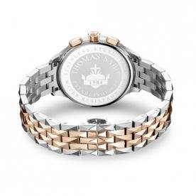 Thomas Sabo Rebel at heart chronograph rozé női óra WA0347-277-201-38