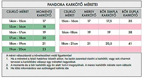 787f83cbeeb5 Pandora ékszer Moments ezüst karkötő exkluzív kapoccsal -