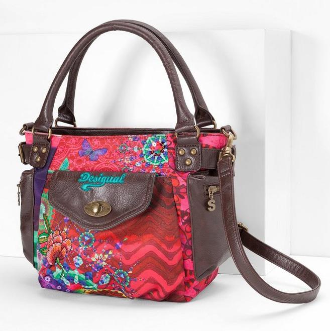 Desigual Mini McBee Paradise táska ... f68a9947d7
