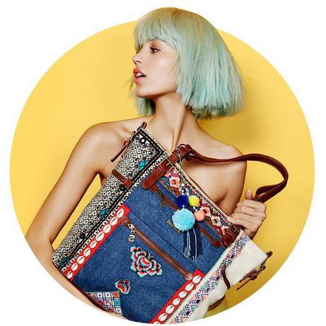 ... Desigual Silvana shopper női táska 5fcbc8faa5