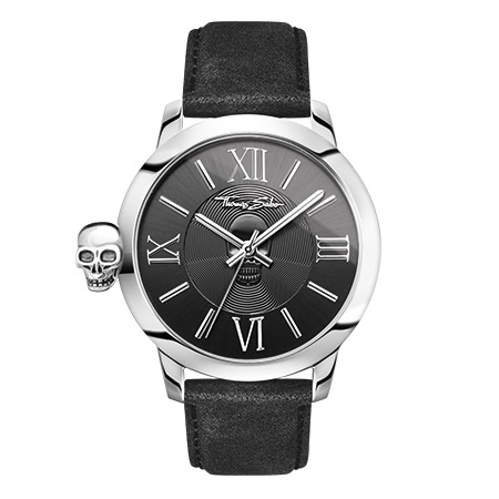 Koponyás férfi óra - Thomas Sabo Rebel with Karma