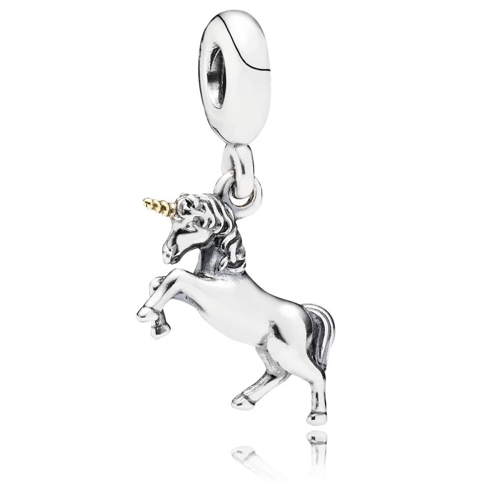 0762f58290 Pandora ékszer Unikornis ezüst charm - 791200