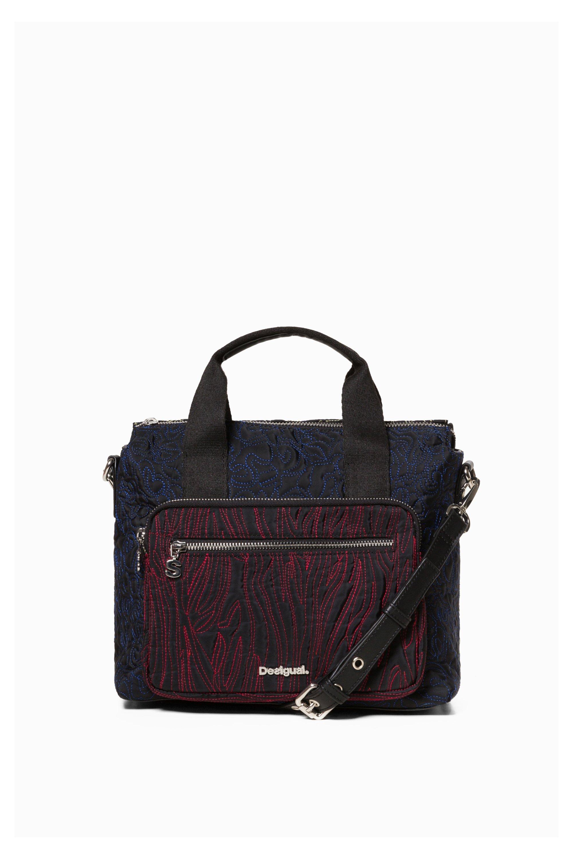 Desigual Animal Stitching táska - 18WAXF23 6d208e2209