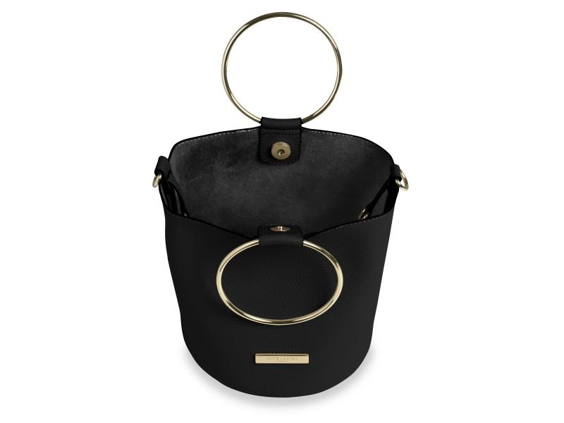 ... Katie Loxton Suki Bucket fekete táska KLB403 2eb9d05b9b