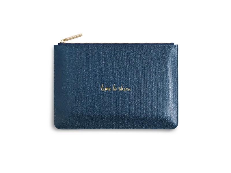95a6a06298de Katie Loxton Time to shine kék táska - KLB351