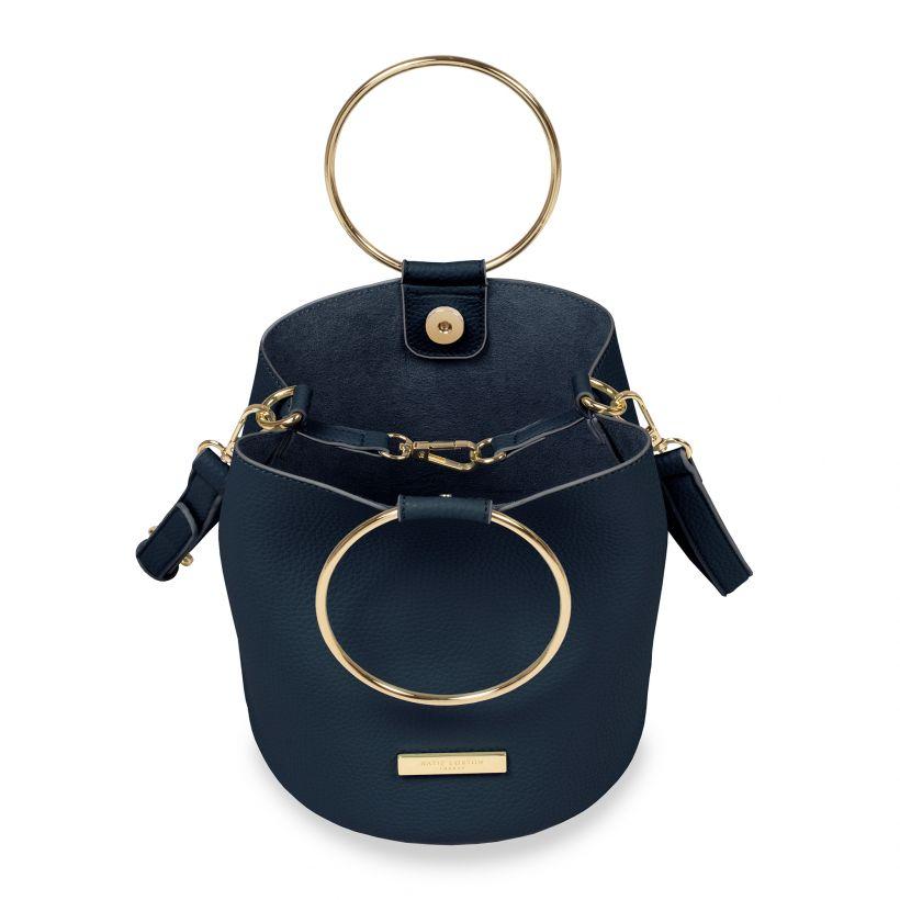 ... Katie Loxton Suki Bucket kék táska KLB464 0f2a2b0cd6