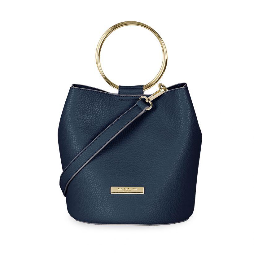 Katie Loxton Suki Bucket kék táska - KLB464 588705bbf5